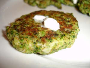Broccoli Pancakes
