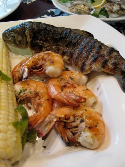 Trout Platter 2