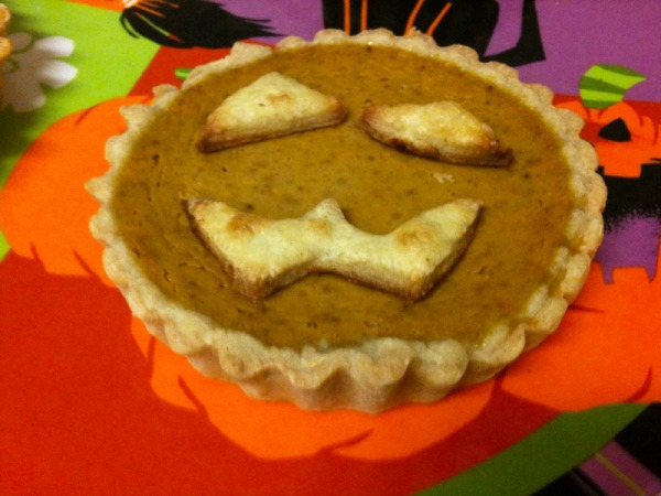 Pumpkin Tartlet